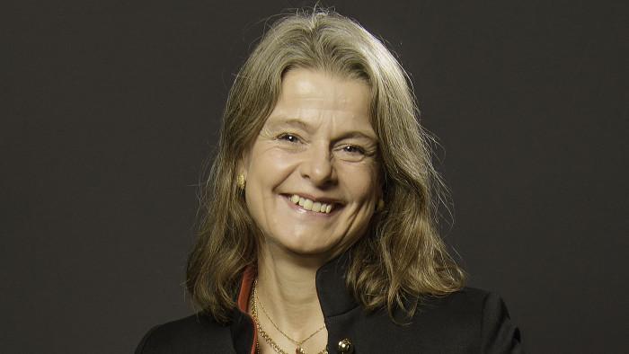 Helena Wessman. Foto: Bo Södersrtröm