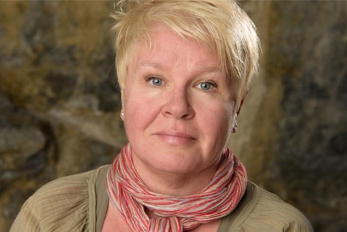Eva Ericsson-Rydberg. Foto: Bo Söderström.