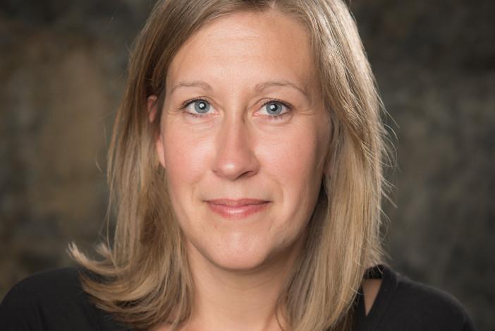 Jessica Carlsson. Foto: Bo Söderström