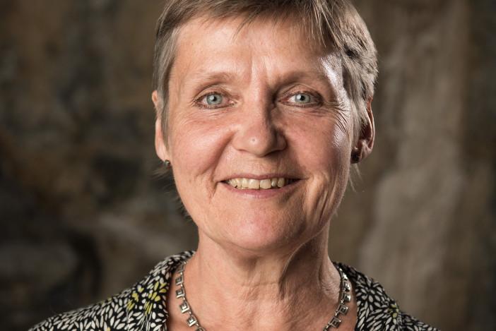 Kajsa Hallhagen. Foto: Bo Söderström