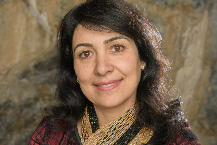 Maryam Madaresi. Foto: Bo Söderström