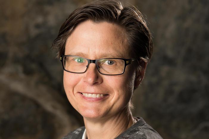 Ulrica Stjernqvist. Foto: Bo Söderström.