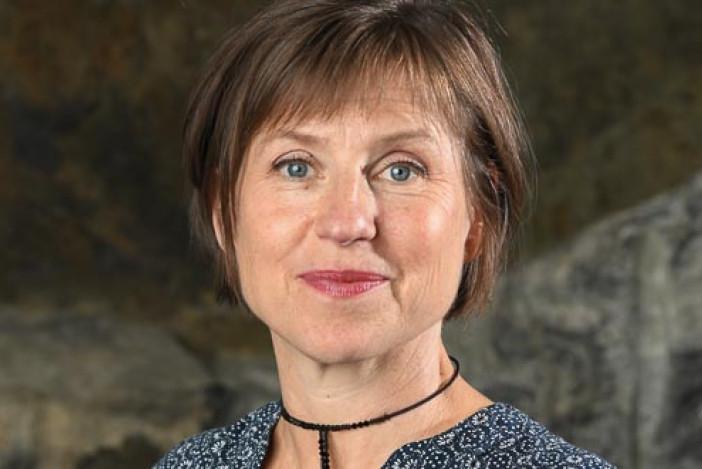 Pernilla Wilhelmsdotter Melin. Foto: Bo Söderström.