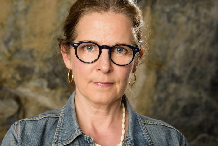 Karin Lewinson. Foto: Bo Söderström